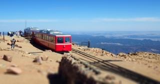 Pike's Peak Cog Railway